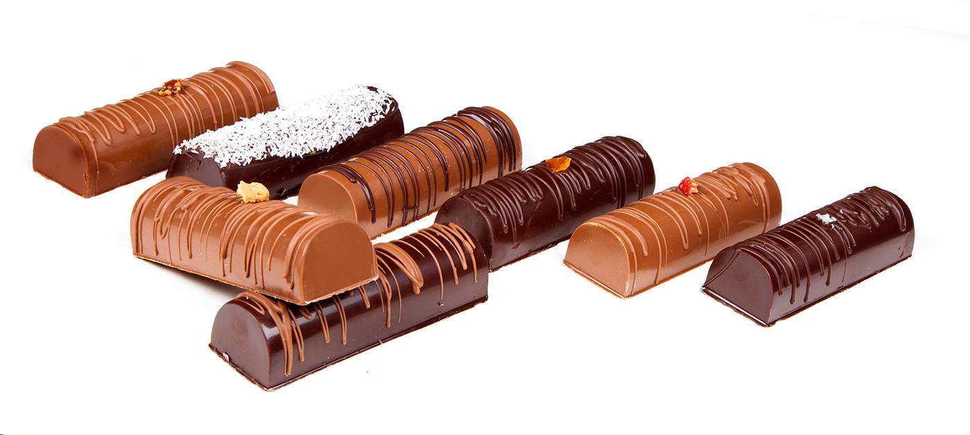 Fotografies de torrons de xocolata